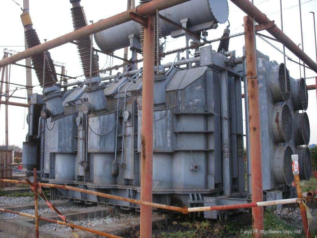 東莞大嶺山變壓器回收及電力設備回收誠信經營
