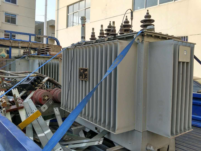 珠海市金湾区箱式变压器回收一条龙公司