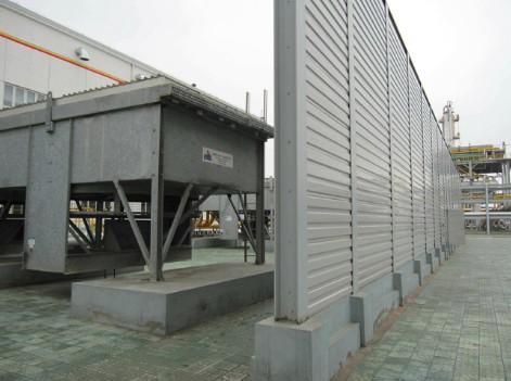 浙江温州冷却塔声屏障价格