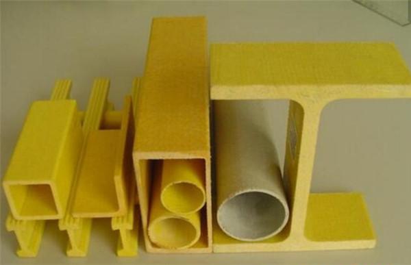 阿尔山防腐檩条日字管,厂家直销玻璃钢拉挤管材型材