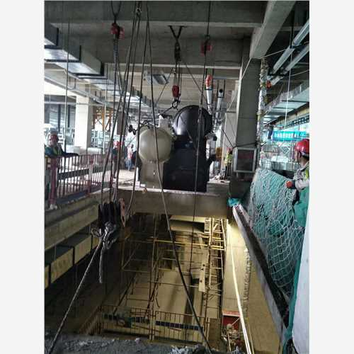 德州德城设备吊装公司今日报价//安全施工