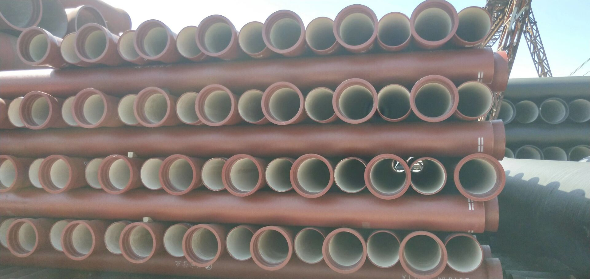 铁山1.0兆帕球墨铸铁管厂家直销_规格齐全