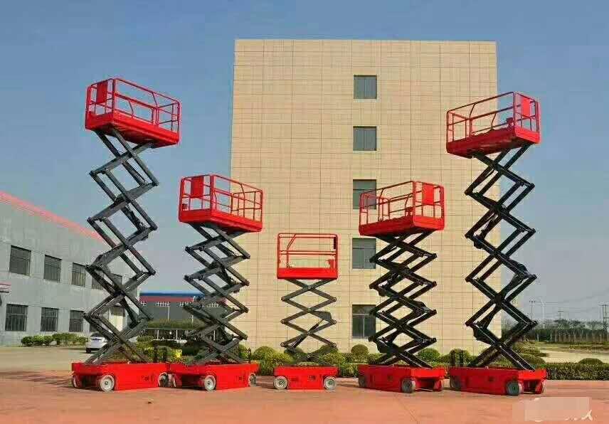 吉安永新全电动升降机出租期待您的来电