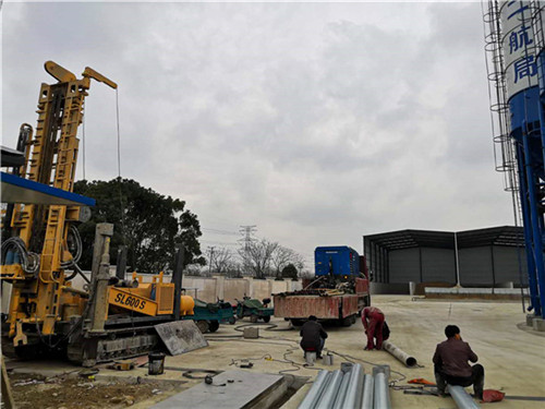 宁海专业机械打井机械钻井钻井技术好的打井队