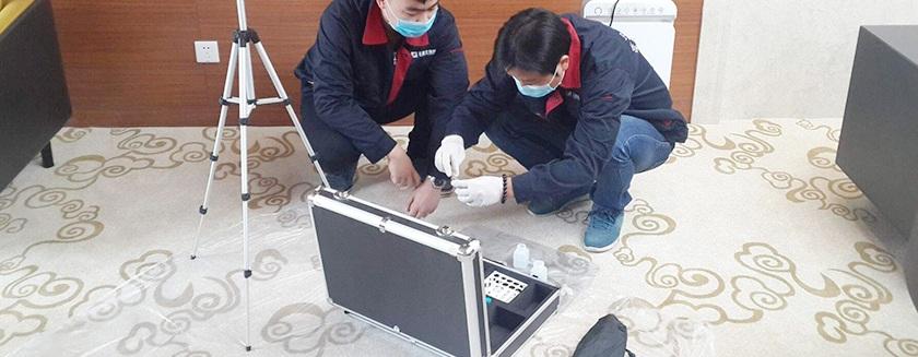 婺城室内空气检测咨询