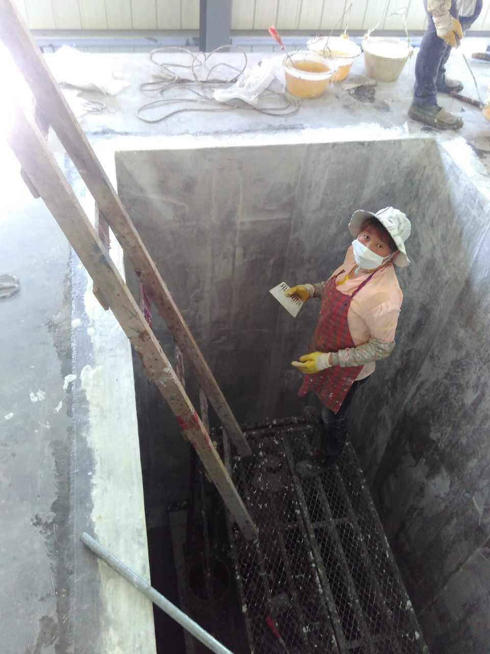 天门环氧树脂防腐施工队