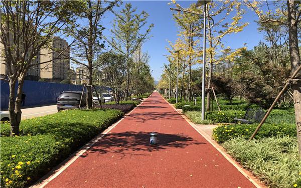 锦州市彩色透水地坪施工队