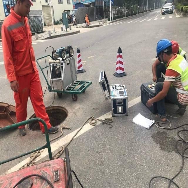 天津和平市政高压清洗管道