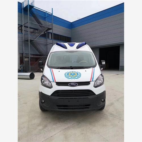 一辆国六v362监护型120救护车多少钱一台啊