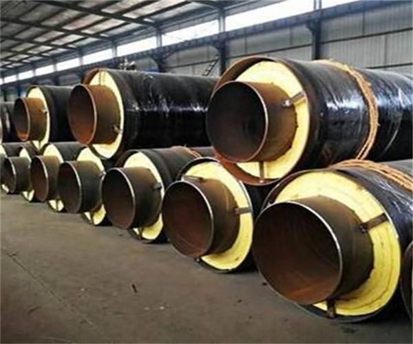 盐山县钢管外径1120热力供热管道保温管价格变动(支持定制)