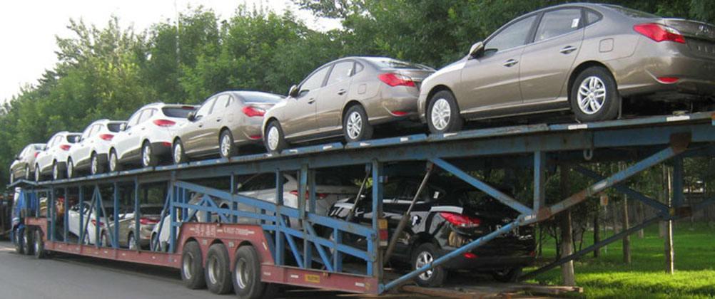 郑州到德州小轿车托运公司-往返私家车托运