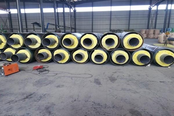 马鞍山地埋蒸汽保温管多少钱一米