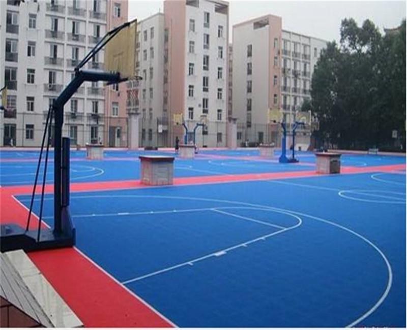 塑胶羽毛球场设计与建造有限公司-温州