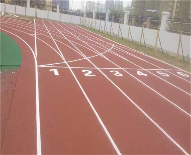 余杭体育场塑胶跑道生产厂家