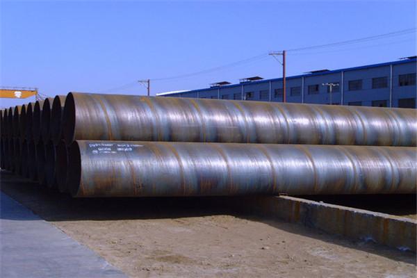 上蔡县污水处理用Q235B焊管★单价报价