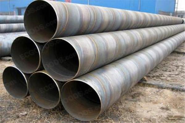 废水处理螺旋钢管专业生产厂家郑州市
