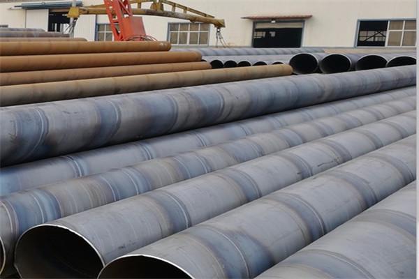 石屏县;排污净化用螺旋钢管十加工价格