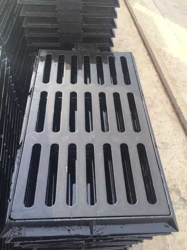  铸铁电力井盖 —广东河源CJ3012球墨铸铁井盖生产厂家