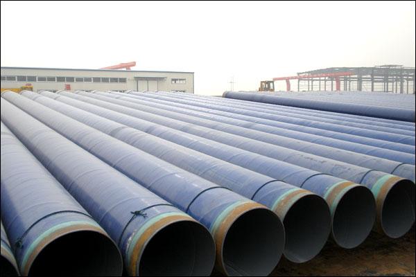 中山阜沙2PE防腐螺旋钢管厂商联系方式生产厂商电话