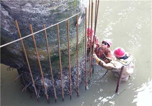 双塔水下混凝土浇筑-码头水下检修公司