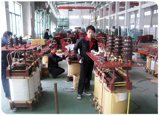 SCB13-250/10KV干式变压器制造厂家