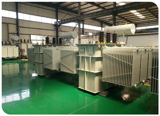 SCB10/SCB12系列10kV干式变压器质量可靠
