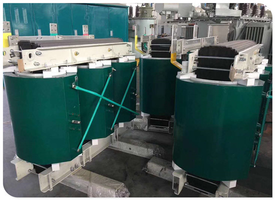 SCB12系列35KV干式变压器六横岛质保三年
