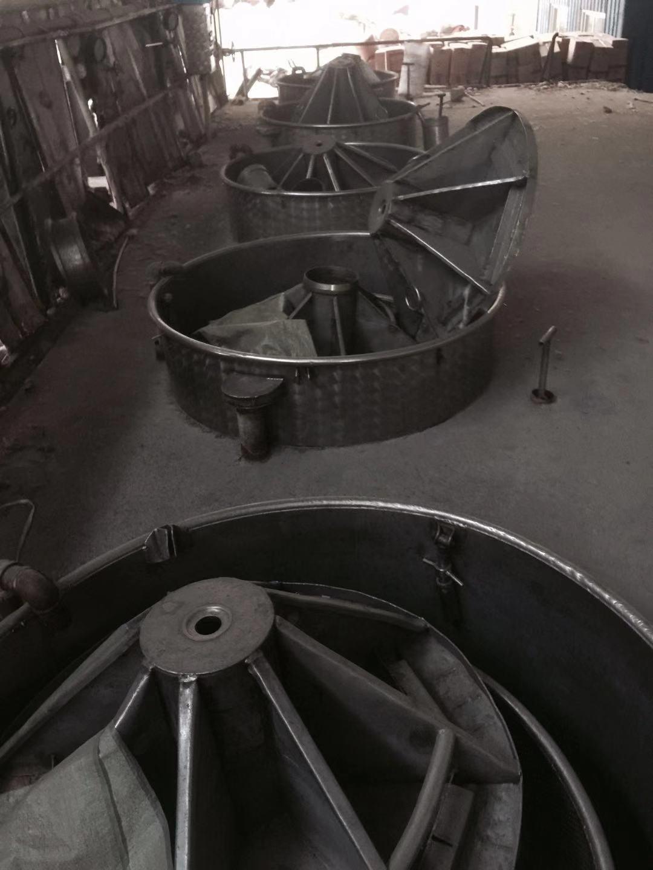 东阳模具钢回收现场结账