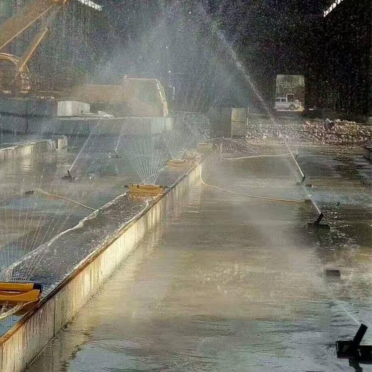 淮北水冲洗系统安装施工方案