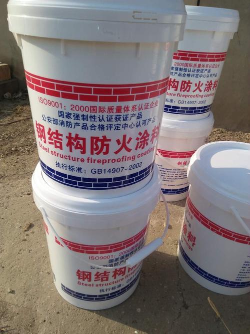 山东室外油性钢结构防火涂料实体厂家价格低