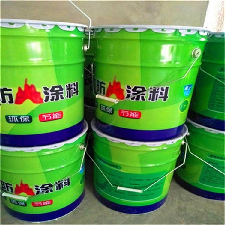 滁州室内膨胀型钢结构防火涂料厂家