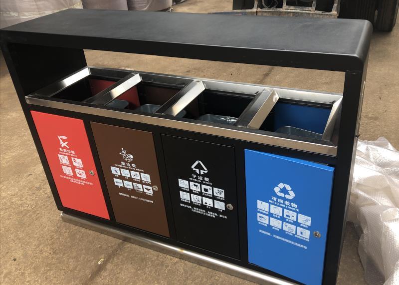 肥西县哪里有卖垃圾桶的-垃圾桶厂家批发-西安鑫中星