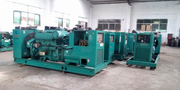 发电机回收:汕尾市东风康明斯发电机回收发电机回收选这家就对了