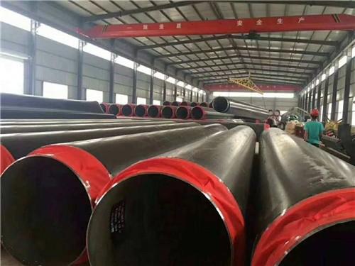 地埋环氧粉末防腐钢管一吨价格 (通化)