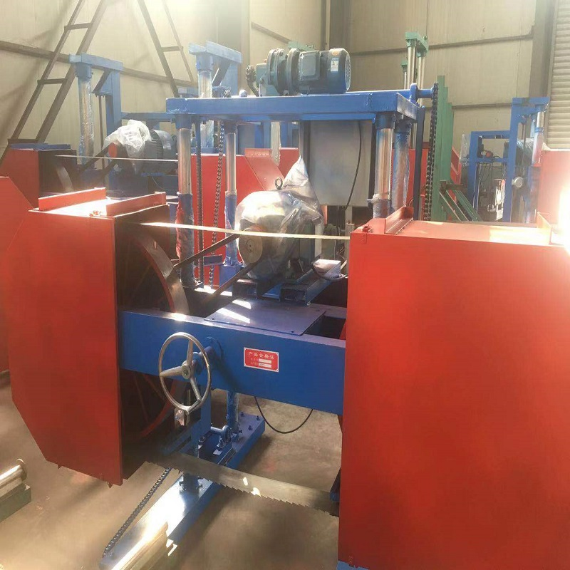 丽江华坪MJ700木工带锯机查询锯条加工
