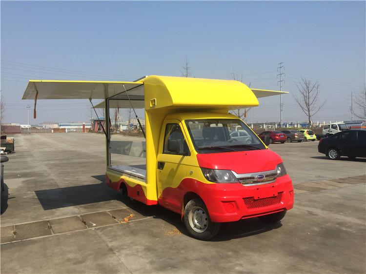 济宁冰淇淋流动车 可冰淇淋车经销点报价