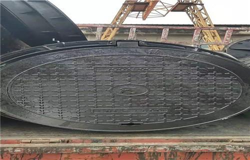 淮安球墨铸铁防沉降井盖型号价格具体介绍