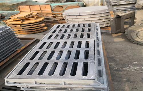 六安球墨铸铁井盖-小区改造推荐厂家