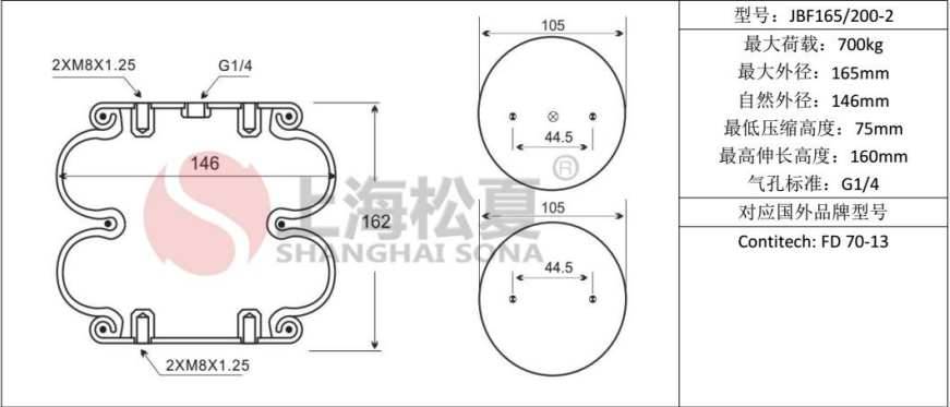 <图>湛江空气弹簧悬架的刚度控制过程