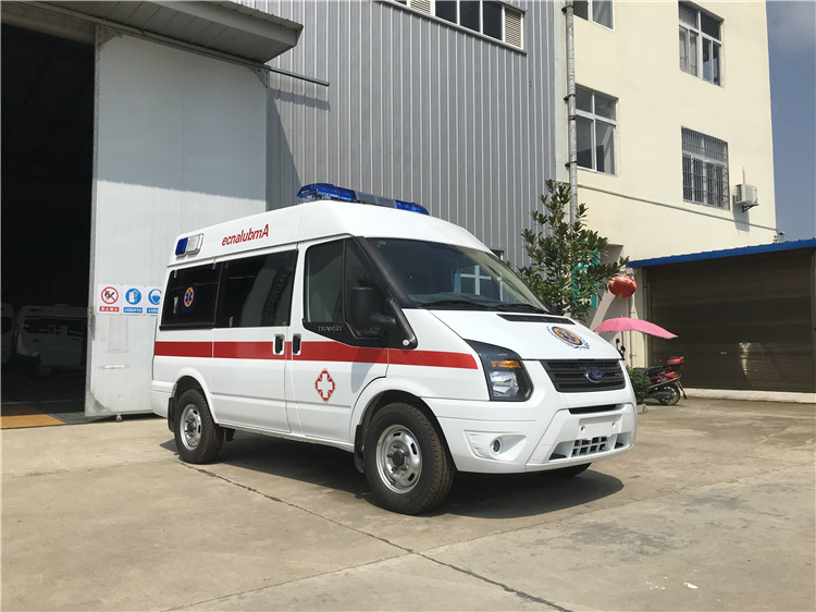 10萬左右小型醫院救護車批發價