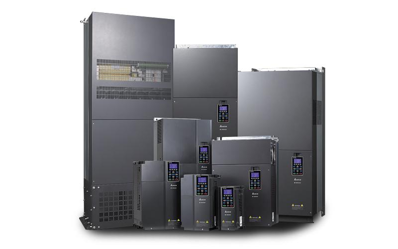 固安台达C2000变频器处理