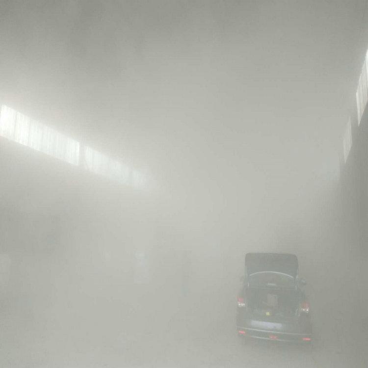 项城料棚雾化降尘系统本地
