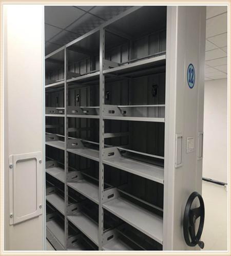 西华密集电动智能档案架【产品有售】