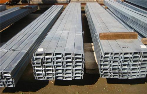 鹤岗Q235B槽钢22#槽钢多少钱一米