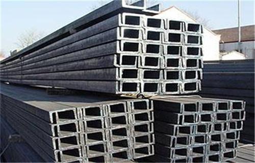 安徽合肥Q345B热轧槽钢实体厂家微弯加工