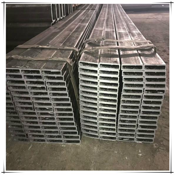 180*150冷拔矩形方管生产厂家---无锡仓库
