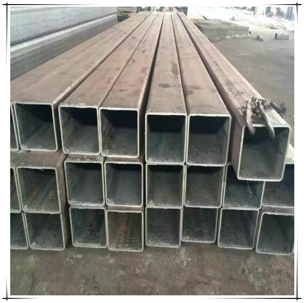 125*75精密矩形方管生产厂家---连云港Q355B大口径矩形管市场