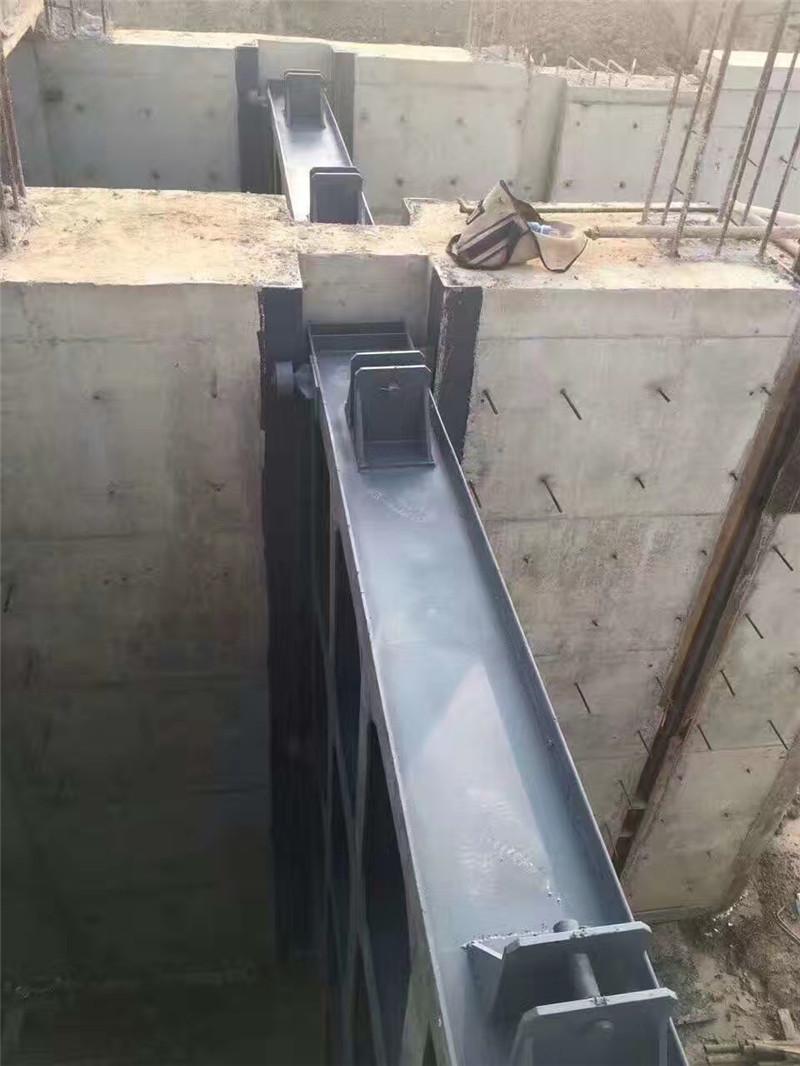成都温江定轮钢制闸门厂家厂家批发