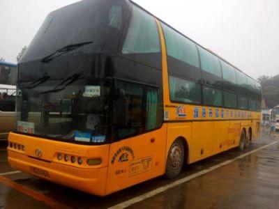 2021;溧阳到威海的长途汽车安全舒适