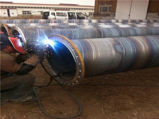 377*9给水管道用焊接钢管全新价格